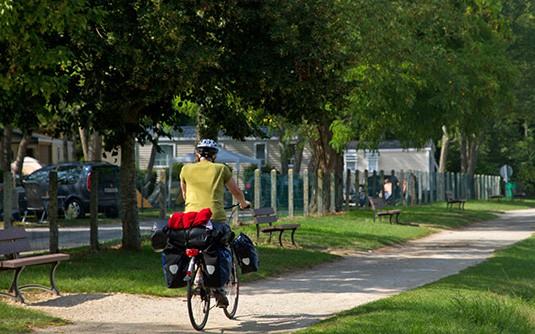 Balades à vélo loire